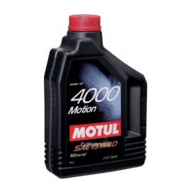 Motul 4000 motion 15w40 2L