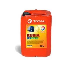 Total rubia S 20w20 20l