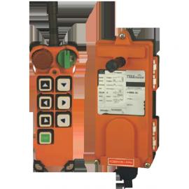Radiocommande 3 axes 2 sens -24VAC/DC 6 Boutons +  1x start + 1x stop + 1x verrouillage