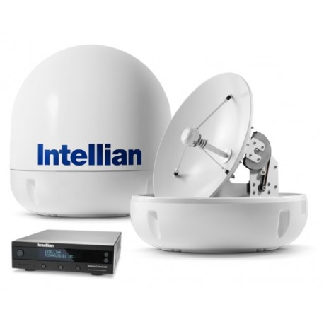 Antenne i6L intellian + alimentation + blackbox