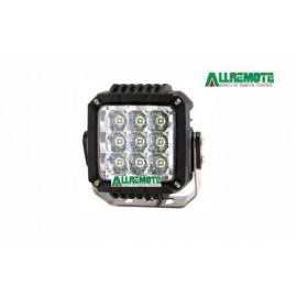 Projecteur LED IP69K 90w OS-053 5000lm 6000K 12/24V Alu