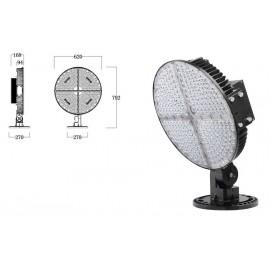 Projecteur LED OSRAM 1200w 6000K  IP65  65 degr.  168000 Lm