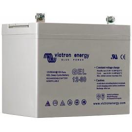 Batterie victron 12v/ 80ah gel