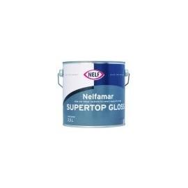 Nelfamar super top gloss 2,5L RAL 7046