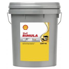 Shell rimula R4L  15/40  20L  Rimula super 15w40