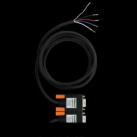 Transpondeur AIS EM-TRAK B-100: Cable bi-directionnel isole  NMEA 0183  RS232    OPTO-4